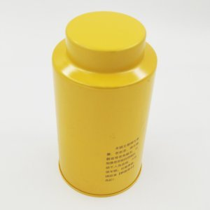 DSC05712 300x300 - Round Metal Tin Canisters for Coffee,Tea and Sugar